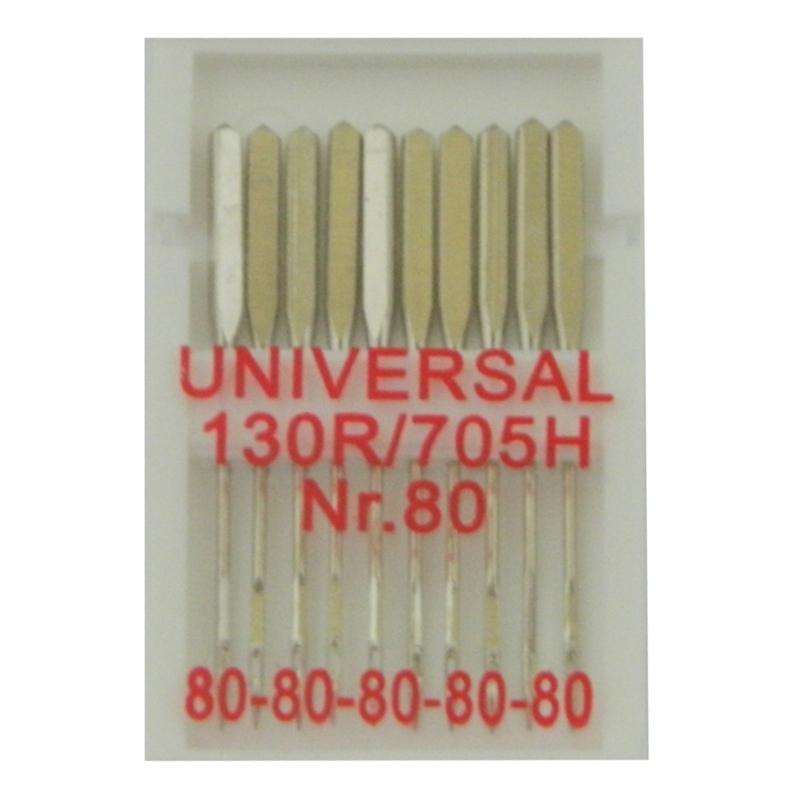 10 Universalnadeln - Gr. 80