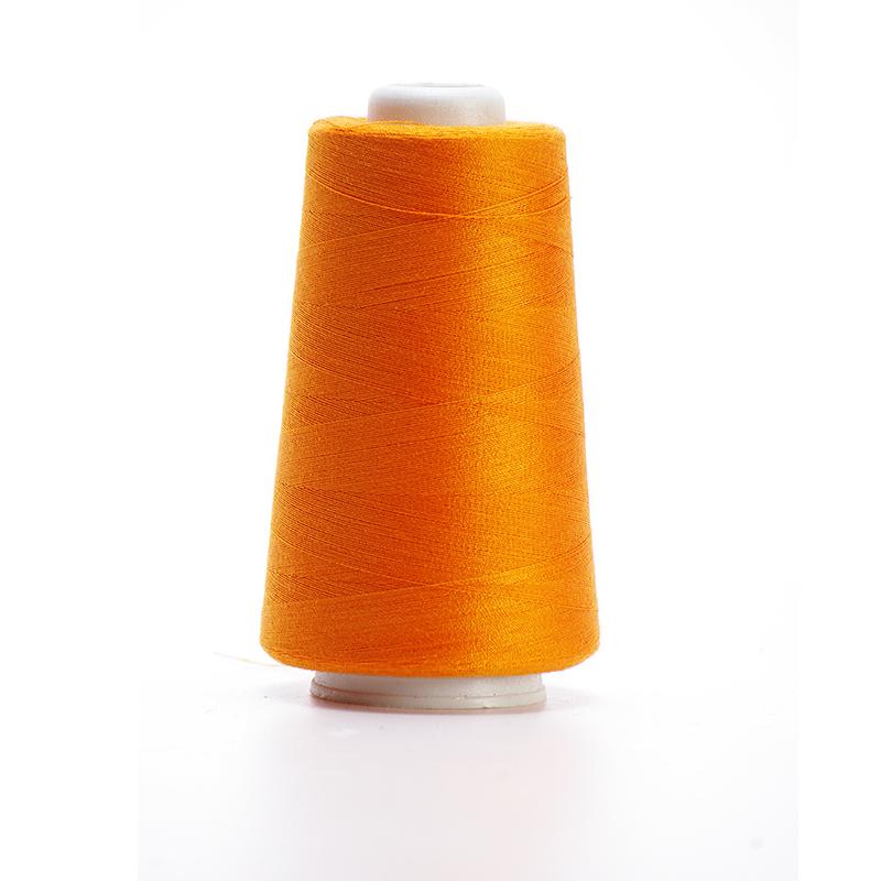 3000 yrd Overlockgarn 414 - Orange